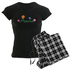 Amira Flowers Pajamas