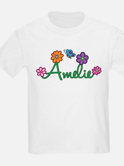 Amelie Flowers T-Shirt