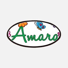 Amara Flowers Patches