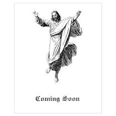 Jesus is Coming Soon Poster