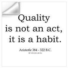 Aristotle 3 Wall Decal