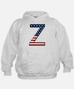 Z Stars and Stripes Hoodie