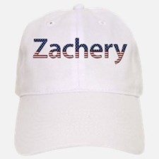 Zachery Stars and Stripes Baseball Baseball Cap