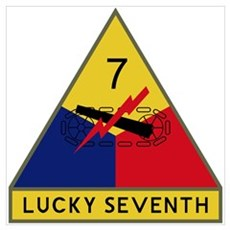 Lucky Seventh Poster