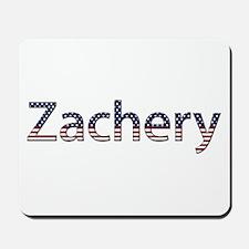 Zachery Stars and Stripes Mousepad