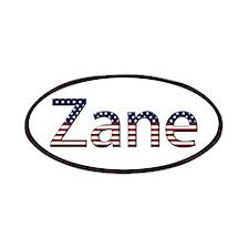 Zane Stars and Stripes Patch