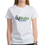 Italia Football Women's T-Shirt