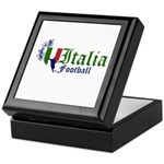 Italia Football Keepsake Box