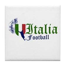 Italia Football Tile Coaster