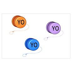 Yo Yo Yo Poster