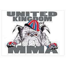 MMA Kingdom Poster