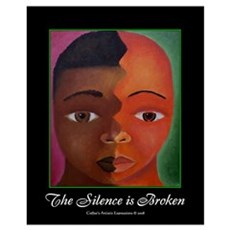 The Silence is Broken Poster