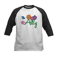 Ally Flowers Tee