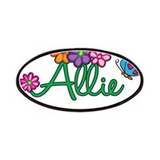 Allie Flowers Patches