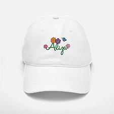 Aliza Flowers Baseball Baseball Cap