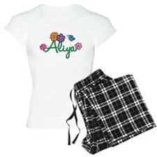 Aliya Flowers Pajamas