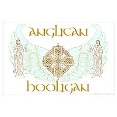 Anglican Hooligan Poster