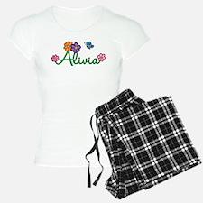 Alivia Flowers Pajamas