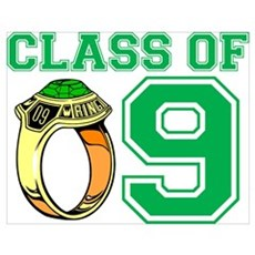 Class Of 09 (Green Ring) Poster