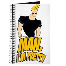 Man Im Pretty Journal