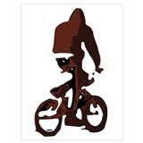 Bmx Wrapped Canvas Art