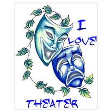 Ilove Theater Poster