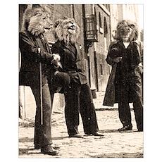 Dandy Lions Poster