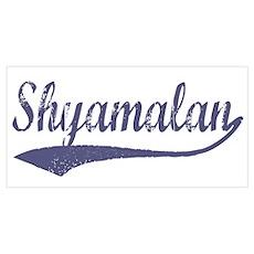 Shyamalan Poster