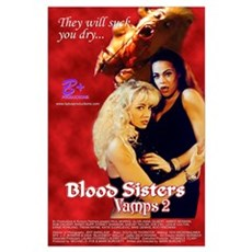 Blood Sisters (13x20) Poster