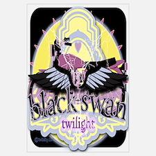 Black Swan Cafe Press Design Contest Winner! Large