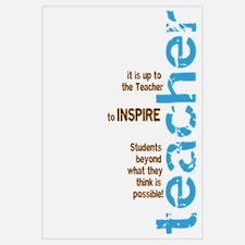 Teacher's Inspire (Blue/Brown