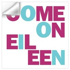 Come On Eileen Eighties Wall Decal