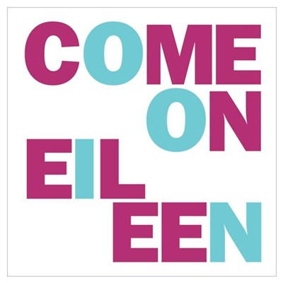 Come On Eileen Eighties Canvas Art