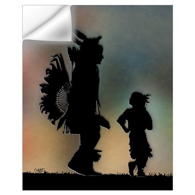 Teach The Children Wall Decal