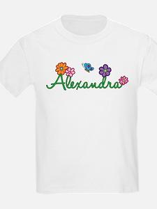 Alexandra Flowers T-Shirt