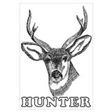Hunting Wrapped Canvas Art
