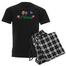 Alexa Flowers Pajamas