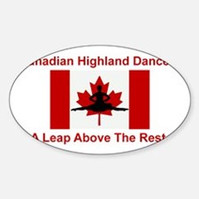 A Leap Above Decal