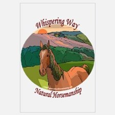 Cool Natural horsemanship Wall Art