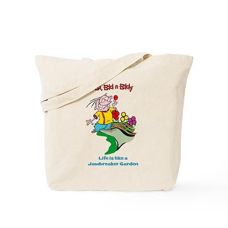 Jawbreaker Garden Tote Bag