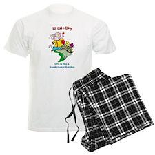 Jawbreaker Garden Pajamas