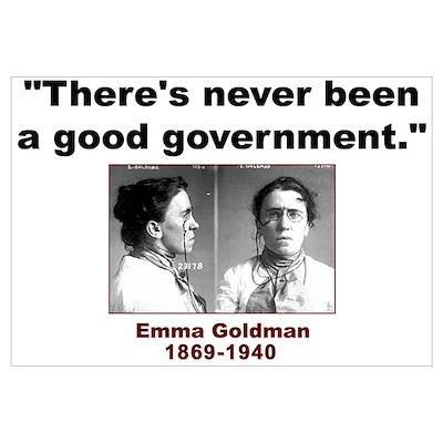 Goldman Poster