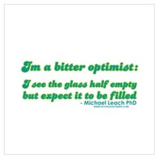 Bitter Optimist Poster