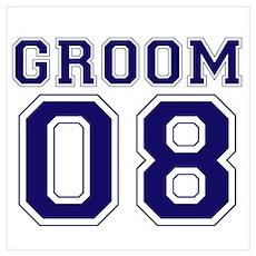 Groom '08 Poster