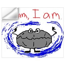 Clam, I am Wall Decal