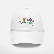 Ainsley Flowers Baseball Baseball Cap