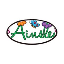 Ainsley Flowers Patches