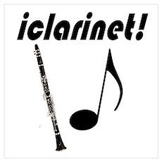 iclarinet! Poster