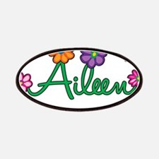 Aileen Flowers Patches