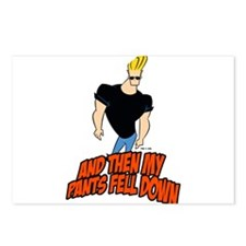 And Then My Pants Fell Down Postcards (Package of